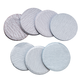 Assorted 35-Pack of Sanding Discs for Arbortech Contour Random Sander