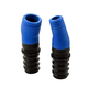 Dust Right® Auxiliary Hose Ports
