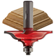 Freud® 99-450 Quadra-Cut™ Ogee Table Edge and Handrail Router Bit - 2-1/2