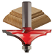 Freud® 99-452 Quadra-Cut™ Bead Table Edge and Handrail Router Bit - 2-5/8