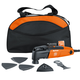 Fein FMT250QSL MultiTalent Oscillating Multi-Tool with Start Q Kit and Soft Bag