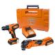 Fein 12V Cordless MultiTalent Oscillating Multi-Tool with 12V Drill/Driver