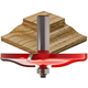 Freud® 99-521 Quadra-Cut™ Ogee Raised Panel Router Bit - 3-1/2