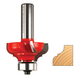 Freud® 38-614 Quadra-Cut™ Ogee & Round Router Bit - 1-3/8