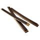 Whiskey Barrel Wood Staves, Set of 3