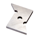 Double-Ended Recess Cutter, 45° and 60° (RS234C)