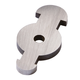 Double-Ended Cove Cutter, 3/8