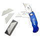 Folding Utility Knife with Blades