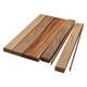 Hardwood Cutting Board Kit, 9-3/4''W x 16''L x 3/4'' Thick