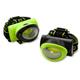 LED COB 200-Lumen Headlamps, 2-Pack
