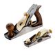 Bench Dog® Tools Plane Set, No. 60-1/2 Block Plane and No. 4 Smoothing Plane