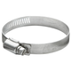 2-1/2'' Stainless Steel Hose Clamps