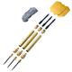 Steel-Tip Dart Turning Kit, Set of 3