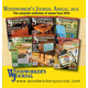 Woodworker's Journal Annual Collection 2016 CD