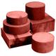 Redheart Turning Blanks - 6'' x 6'' x 2''