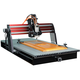 CNC Shark HD4 Extended Bed with 2HP Water-Cooled Spindle