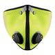 M2 Mesh Face Masks, Safety Green
