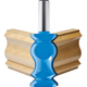 Rockler Crown Moulding Router Bit - 1-1/4