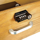 DualAxess Key/Combination Lock