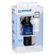Prevost Large Regulator/Filter with Gauge and Wall Bracket, 1/2'' NPT