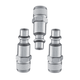 Prevost Quick-Release Adapter Plugs, 3-Pack, 1/4'' NPT