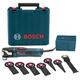 Bosch GOP55-36C1 8-Piece Starlock MAX Oscillating Multi-Tool Kit