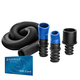 Dust Right® Universal Small Port Hose Kit with FREE $20 Gift Card