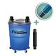 Dust Right® Dust Separator with 2-1/2'' Expandable Hose