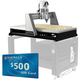 Axiom AutoRoute 6 Pro+ CNC With $500 Gift Card