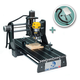 CNC Piranha XL® Base Model with Touch Plate