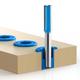 Rockler Router Bit Storage Inserts, 10-Pack