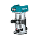 Makita XTR01Z 18V LXT Lithium-Ion Brushless Cordless Compact Router, Bare Tool