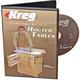 Kreg DVD: The Pocket Hole Solution to Router Tables