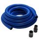 Dust Right® 40' Heavy-Duty Shop Vacuum Hose
