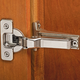 Silentia® Face Frame Soft-Closing Concealed Inset Hinges