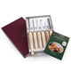 Sorby 6-Piece Woodturning Set with Book and DVD (Woodturning: A Foundation Course)