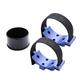 Dust Right® 4'' Hose & Handle Docking Port Kit