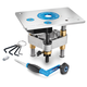 Rockler Pro Lift Router Lift (8-1/4'' x 11-3/4'' plate)