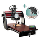 CNC Shark II with Laser Engraving Module