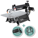 Excalibur 21'' Scroll Saw with Foot Switch and Open Stand
