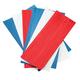Dyed Patriotic Veneer, Pack of 3 Sq. Ft.