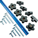 Rockler 17-Piece Universal T-Track Kit
