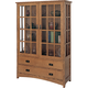 Arts & Crafts Hutch Hardware Plan
