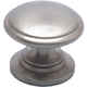 Brushed Nickel Andante Knob