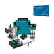 Makita XTR01T7 18V LXT Lithium-Ion Brushless Cordless Compact Router Kit with Plunge Base With FREE $100 Gift Card