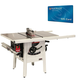 Jet® ProShop II Table Saw with Cast Wings, 115V, 30'' Rip With FREE $100 Gift Card