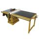 Powermatic PM2000B Table Saw, 3HP 1-Phase 230V, 50'' Rip Accu-Fence & Workbench