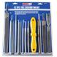 12-Piece Professional Steel File Set