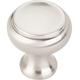 Satin Nickel Westbury Cabinet Knob 1-1/4'' D