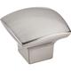 Satin Nickel Sonoma Cabinet Knob 1-3/16'' D